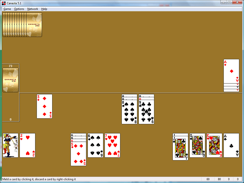 play canasta online against computer free